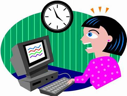 Librarian Monitor Clipart Webstockreview January