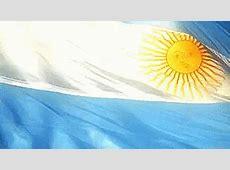 Bandera Ondeante De Argentina GIF Bandera Argentina