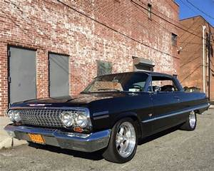 63 Impala 2dr Ss For Sale
