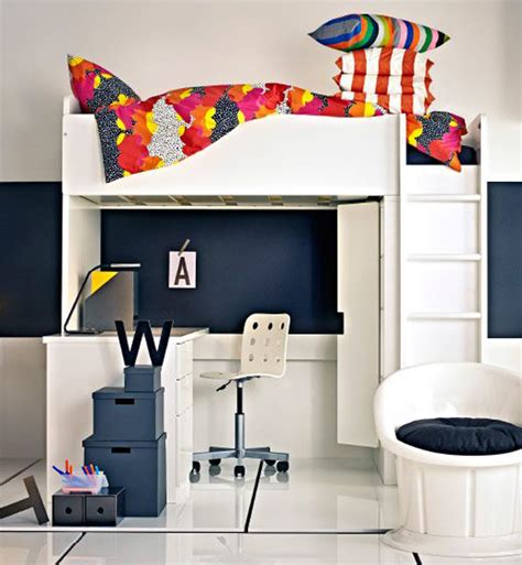 modern ikea stuva loft bed ideas