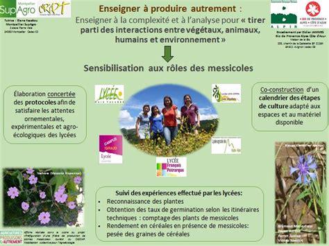 chambre d agriculture aix en provence biodiversité cript paca