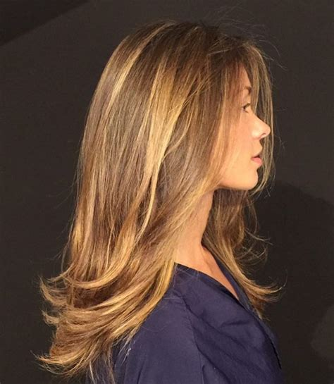 honey highlights on light brown hair sweet honey brown hair for 2017 new hair color ideas