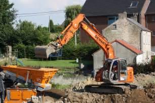 Plan Du Site  Dewart Terrassement  Brabant Wallon  Jauche