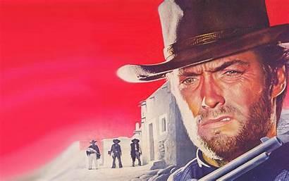 Clint Eastwood Wallpapers Dollars Desktop Few Fistful