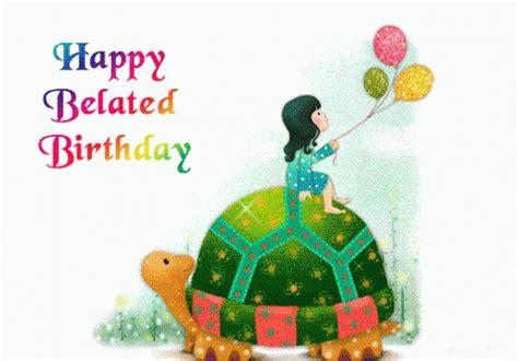 belated birthday graphics for whatsapp