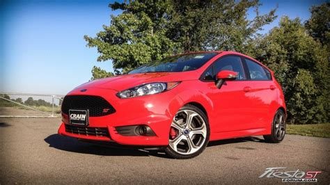 race red fiesta st fiesta st gallery pictures images