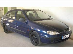 2001 Renault Megane Ii Classic  U2013 Pictures  Information And