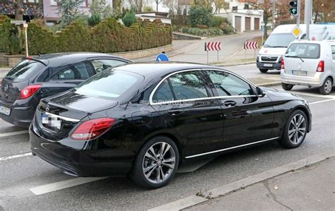 mercedes benz  class facelift interior engine sedan