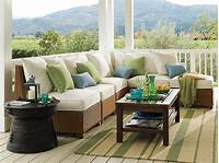 deck furniture ideas Outdoor Furniture Options and Ideas | HGTV