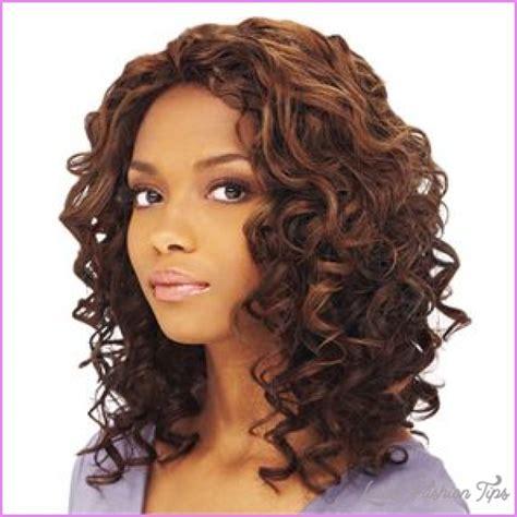 spiral curl perm  long hair latestfashiontipscom
