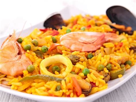 cuisiner une paella paella au thermomix cookomix