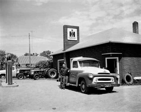The John F. Kelly Farm Equipment Dealership In Rothwell