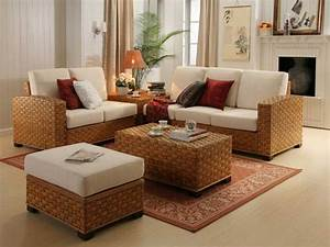 contemporary room design ideas indoor and rattan living With living room and dining room sets