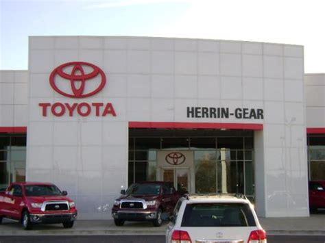Herrin Gear Toyota  Jackson, Ms 392112642 Car Dealership