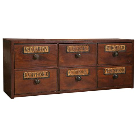 c 1880 apothecary chest of drawers at 1stdibs