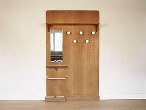 Porte Manteau Vintage : vestiaire patere porte manteau rangement vintage ~ Teatrodelosmanantiales.com Idées de Décoration