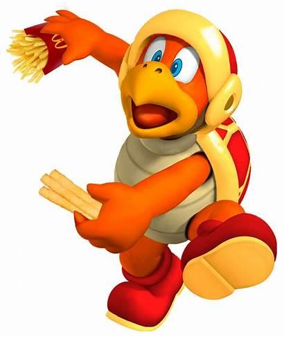 Bro French Fry Mario Fantendo Clipart Wikia