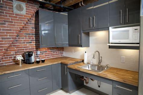 Brick Backsplash For Kitchen Kitchentoday