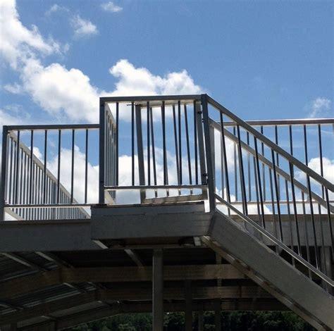 Boat Dock Gates by Wahoo Aluminum Boat Docks Dock Stair Gate