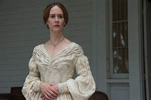 Sarah Paulson on Playing a Vile Character in '12 Years a ...
