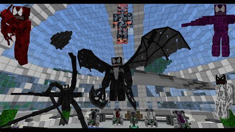 Simbionte Mod Venom Anti Venom Carnage Y Más