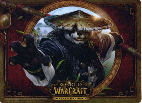 tapis de souris world of warcraft box collector 5 mists of pandaria world of warcraft otakia