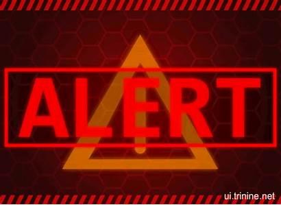 Alert Screen Ui Animation