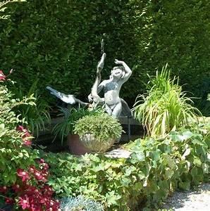 Statue Jardin Design : am nagement ext rieur de jardin en 45 photos originales ~ Dallasstarsshop.com Idées de Décoration