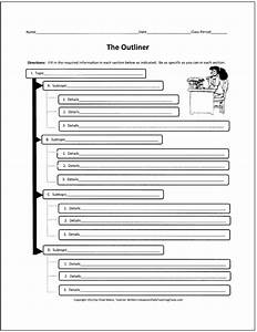 14 Best Images Of 7th Grade Essay Worksheets