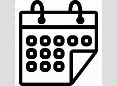 Événements page du calendrier Télécharger Icons gratuitment