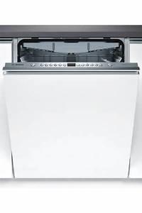 Lave Vaisselle Integrable Bosch : lave vaisselle encastrable bosch smv46kx05e darty ~ Melissatoandfro.com Idées de Décoration