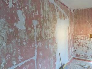 Enduit De Lissage Placo : r novation murs et plafonds l 39 enduit sans pose de placo ~ Dailycaller-alerts.com Idées de Décoration