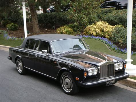 luxury cars rolls royce 1978 rolls royce silver wraith 4 door luxury sedan 139372