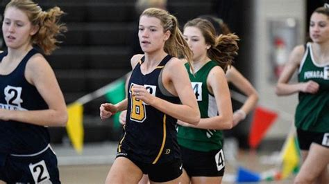 final rhode island indoor rankings girls distance