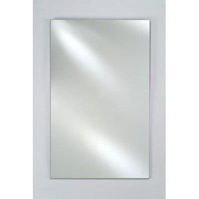 20 X 30 Bathroom Mirror by Afina Fm2030ped Frameless Polished Edge Countertop