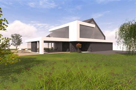 Moderne Häuser Ohne Dachüberstand by Ziegel F 252 R Fassade Klinker Holsten Hagemeister Gmbh Co Kg