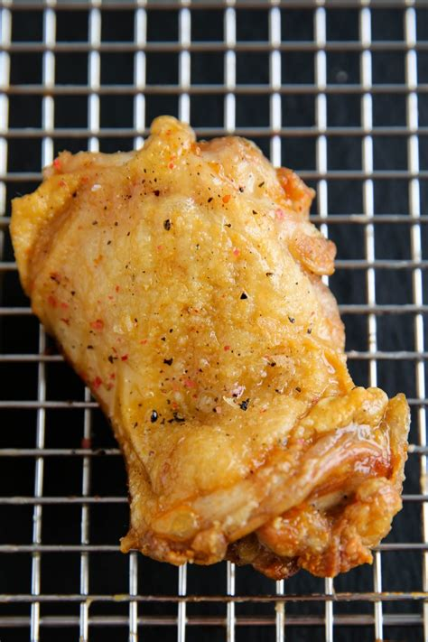 chicken thighs recipes air fryer ninja foodi crispy paleomg