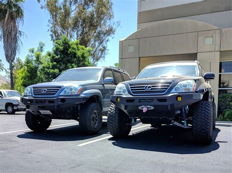 lifted lexus gx460 picture gallery lexus gx470 off road project from sema