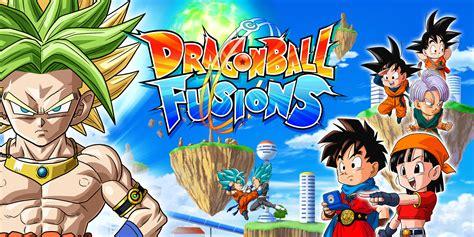 Son muy divertidos, ya que te posibilitan vivir nuevas experiencias e interactuar con personajes peculiares. Dragon Ball Fusions | Nintendo 3DS | Juegos | Nintendo