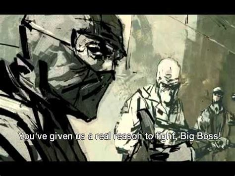 Mgs Home by Mgs Portable Ops 10min 28 Big Return Home Ending