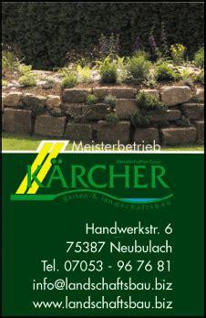Garten Landschaftsbau Crailsheim by K 246 Nigs Bau Branchenbuch Garten U Landschaftsbau