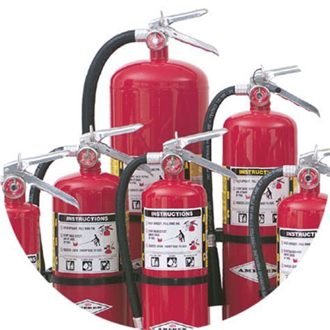 ABC Fire Protection   Fire Extinguisher Certification