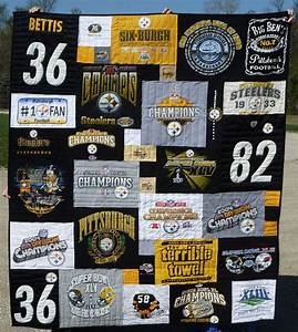 17 Best Images About Pittsburgh Steelers Quilts On