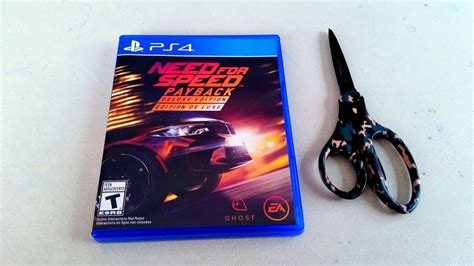 need for speed payback deluxe edition need for speed payback deluxe edition unboxing