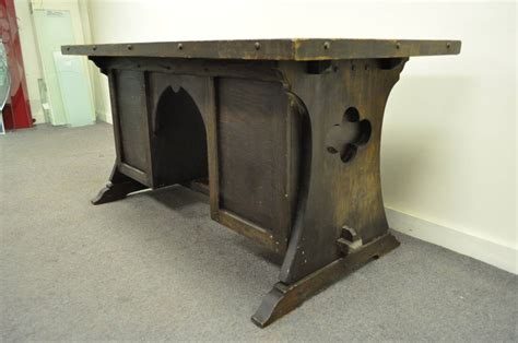 mission style desk for sale early 20th century custom mission or arts and crafts style