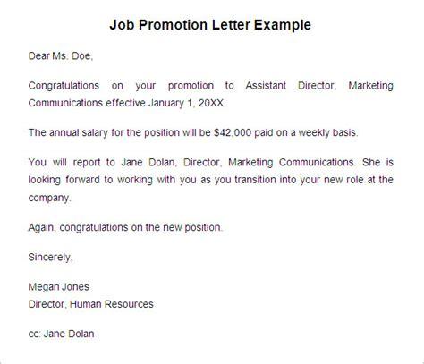 promotion letter template 19 promotion letter templates pdf doc free premium templates