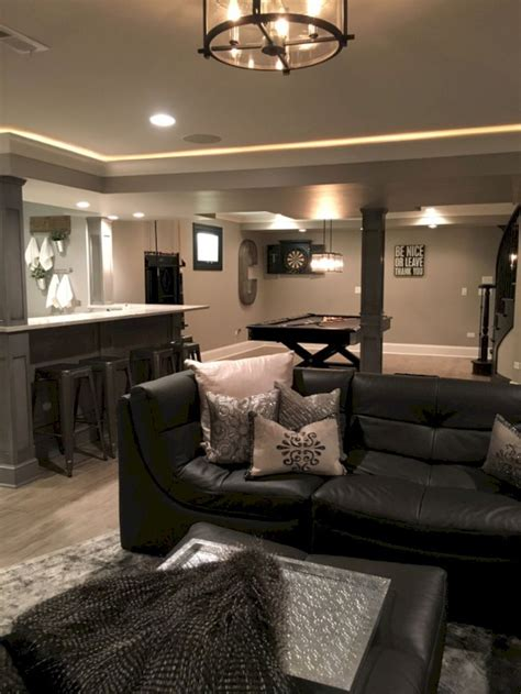 57 small basement apartment decorating ideas cozy