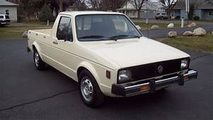 Pick Up Vw : 1980 vw rabbit diesel pickup for sale 2 700 youtube ~ Medecine-chirurgie-esthetiques.com Avis de Voitures