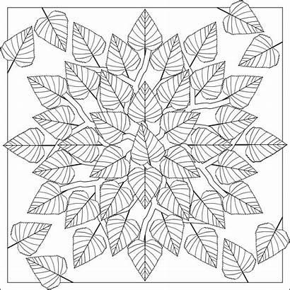 Mandala Coloring Pages Sun Flower