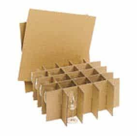 Boite De Rangement Pour Verres à Pied : carton pour verres capacit 100 unit es 45cm x 45cm x 75cm a d m nage ~ Teatrodelosmanantiales.com Idées de Décoration